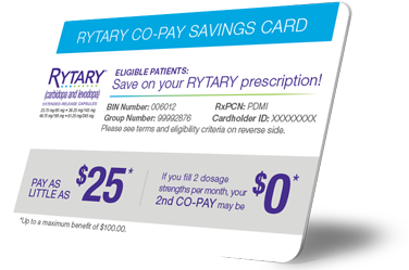 Co-Pay Savings Card